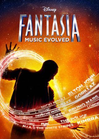 Fantasia: Music Evolved box art