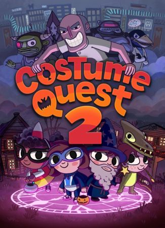 Costume Quest 2 box art