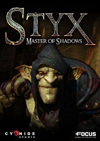 Styx: Master of Shadows box art