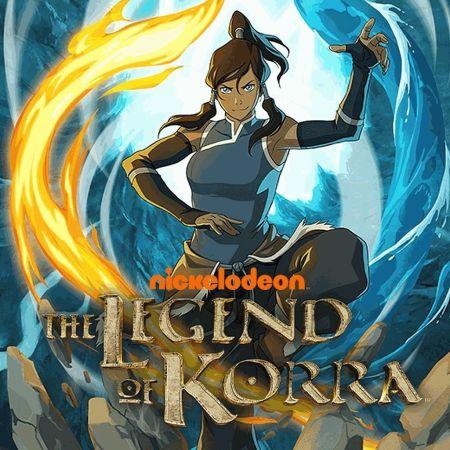 The Legend of Korra box art