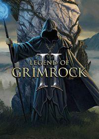 Legend of Grimrock 2 box art