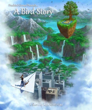 A Bird Story box art