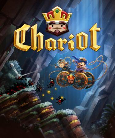 Chariot box art