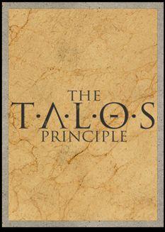 The Talos Principle box art