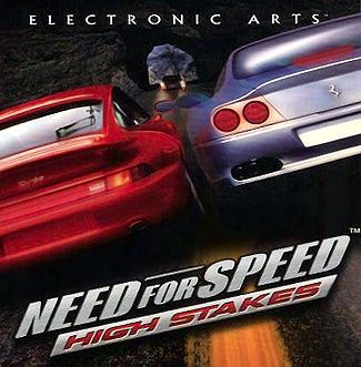 Need for Speed: High Stakes box art