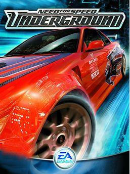 Need for Speed: Underground box art