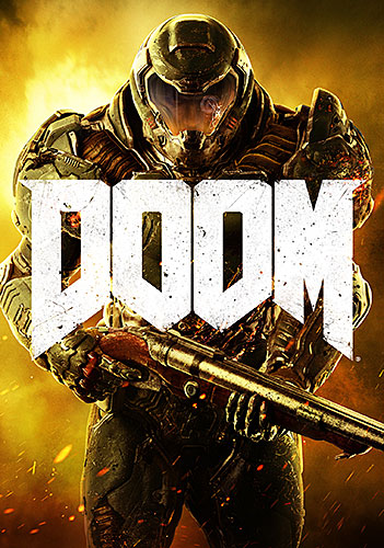 Doom box art