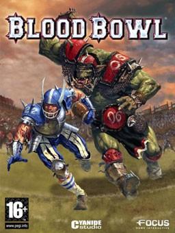 Blood Bowl box art