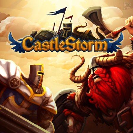 CastleStorm box art
