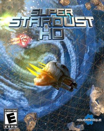 Super Stardust HD box art