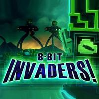 8-Bit Invaders box art