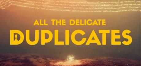 All the Delicate Duplicates box art