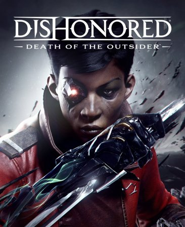 Dishonored: Death of the Outsider box art