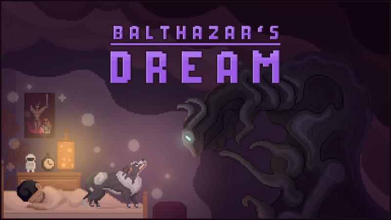 Balthazar's Dream box art
