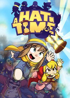 A Hat in Time box art