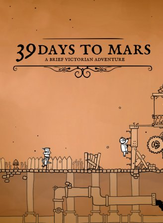 39 Days to Mars box art