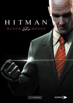 Hitman: Blood Money box art