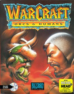 Warcraft: Orcs & Humans box art
