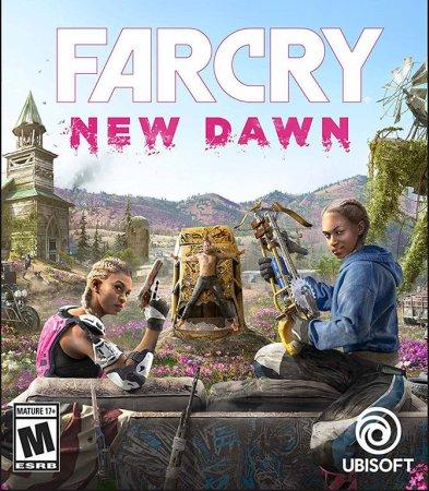 Far Cry New Dawn box art