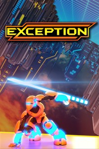 Exception box art