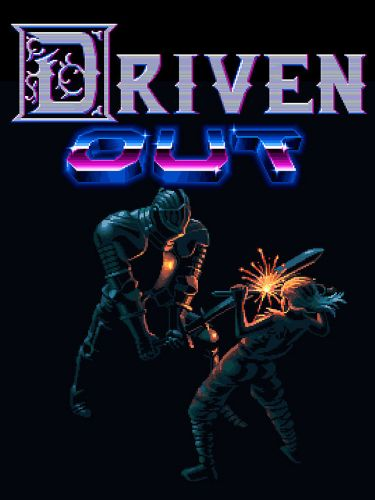 Driven Out box art