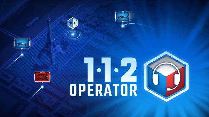 112 Operator box art