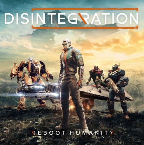 Disintegration box art
