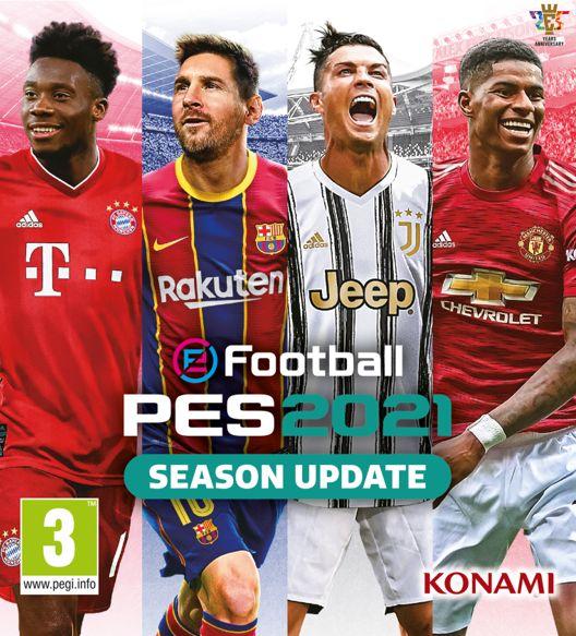 Pro Evolution Soccer 2021 Bundesliga Patch Pc
