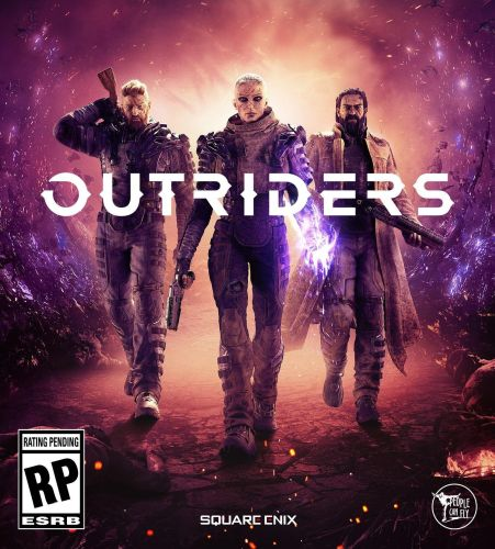 Outriders out now