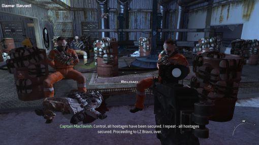 Call of Duty: Modern Warfare 2 Screenshots - Call of Duty Modern Warfare 2