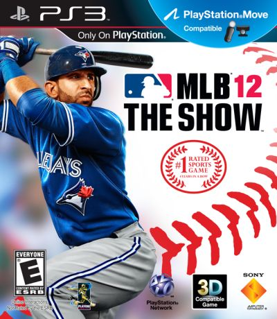 mlb 12 the show canadian cover