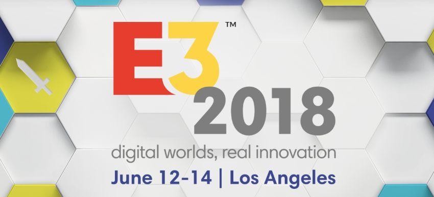 E3 2018 logo