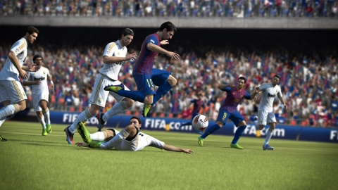 fifa 13 first screenshot